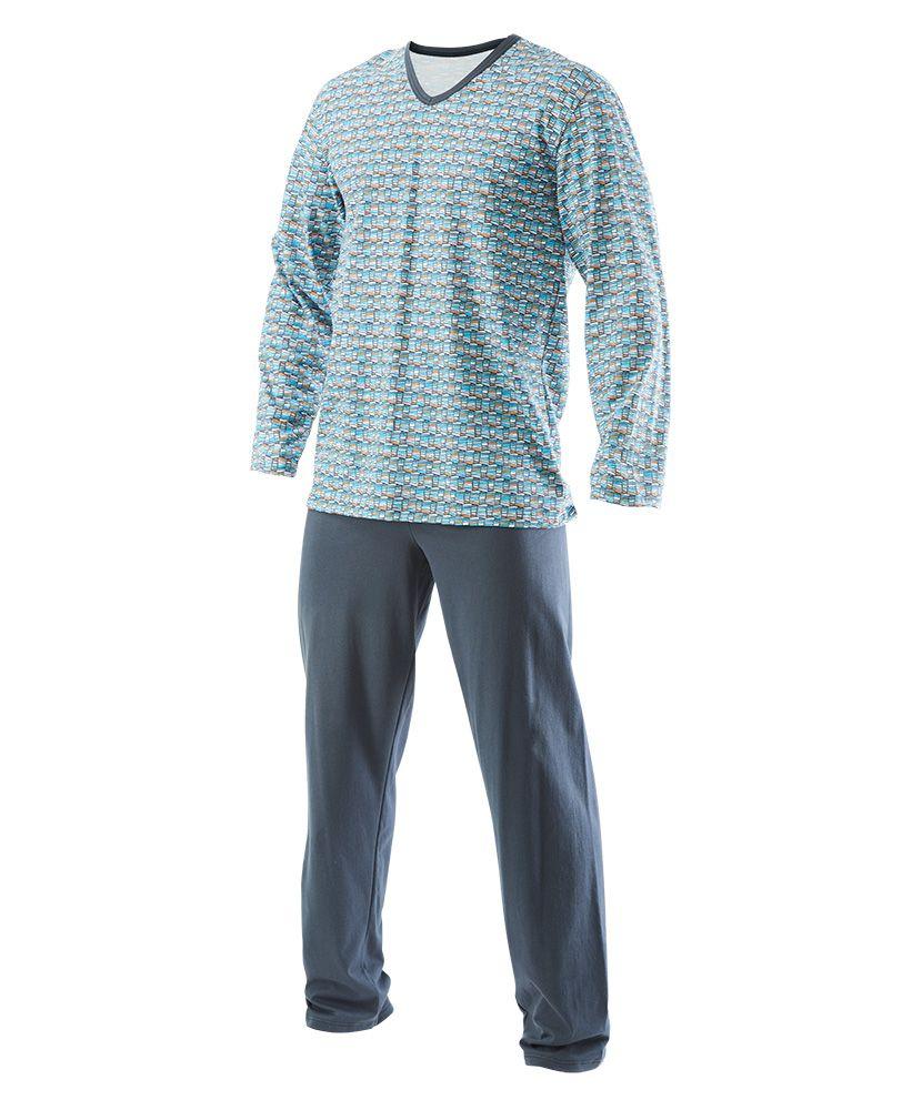 Pánské pyžamo - Emil Lamido